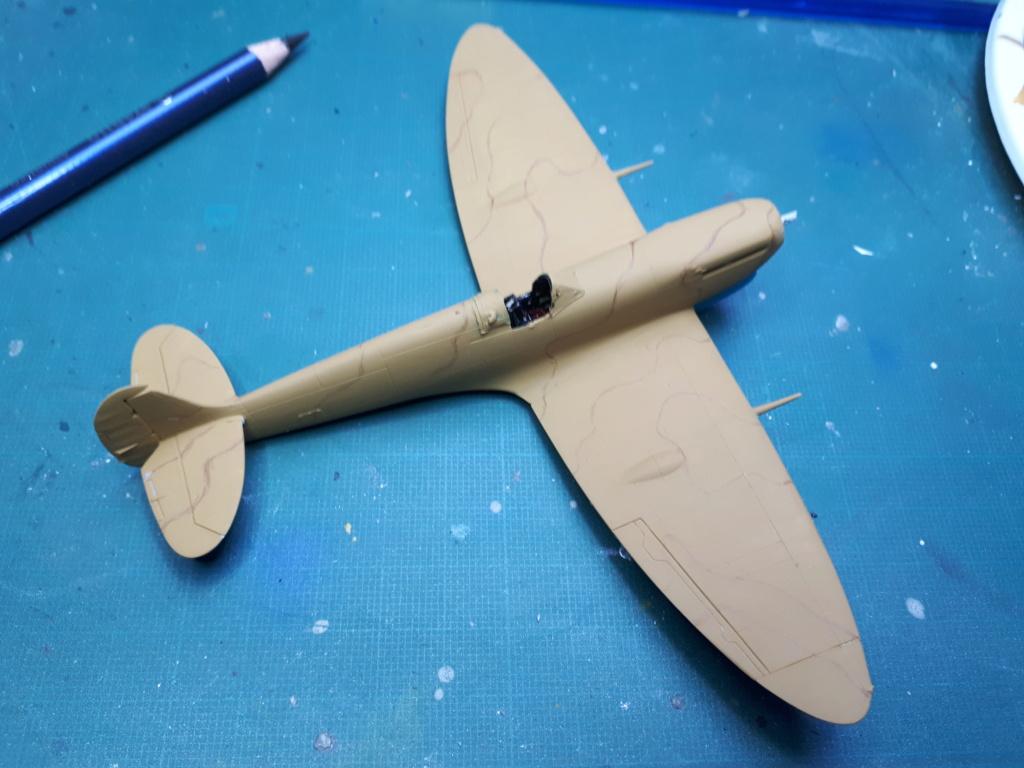 [ITALERI] Spitfire Mk Vb trop 249° Squadron Malte 1942 20210257