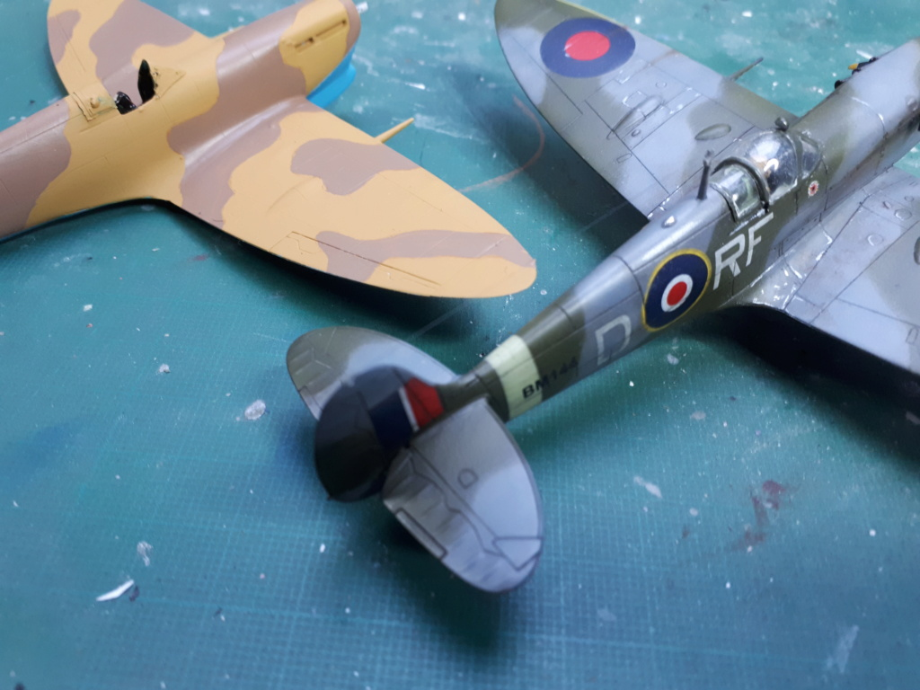 [ITALERI] Spitfire Mk Vb trop 249° Squadron Malte 1942 20210260