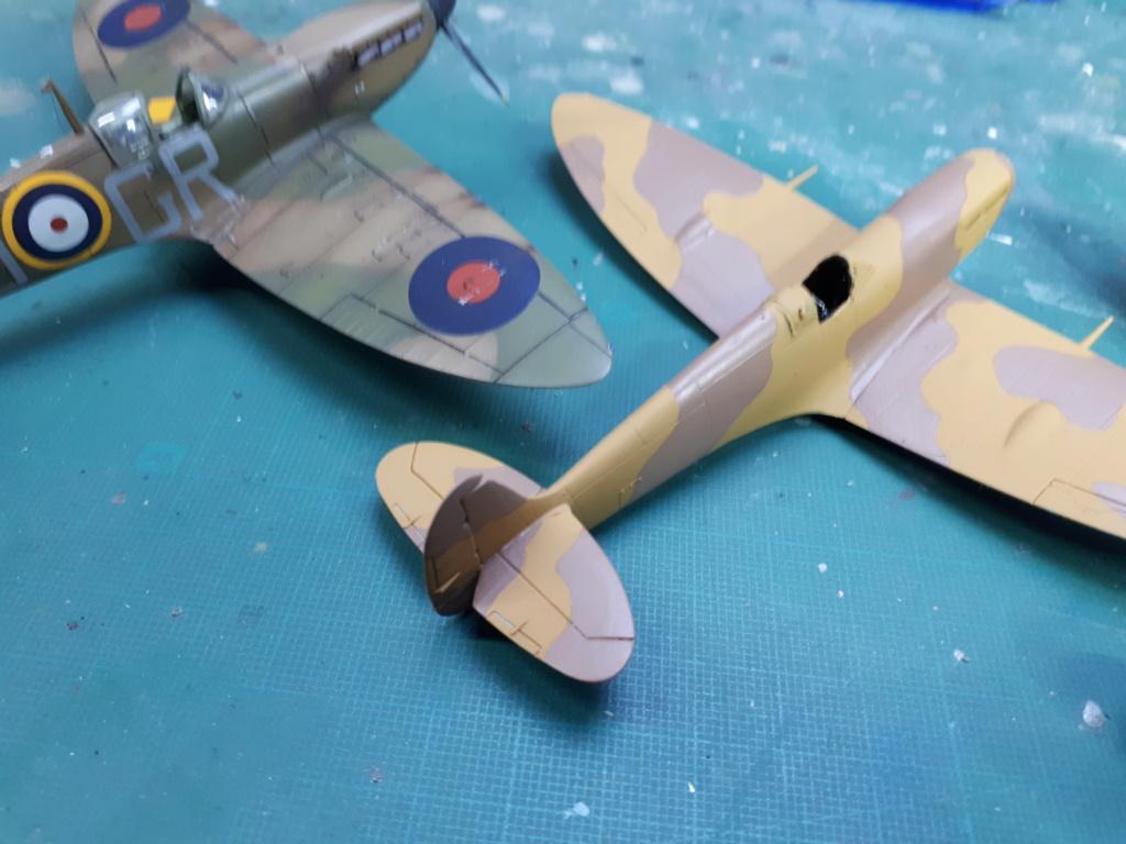 [ITALERI] Spitfire Mk Vb trop 249° Squadron Malte 1942 20210261