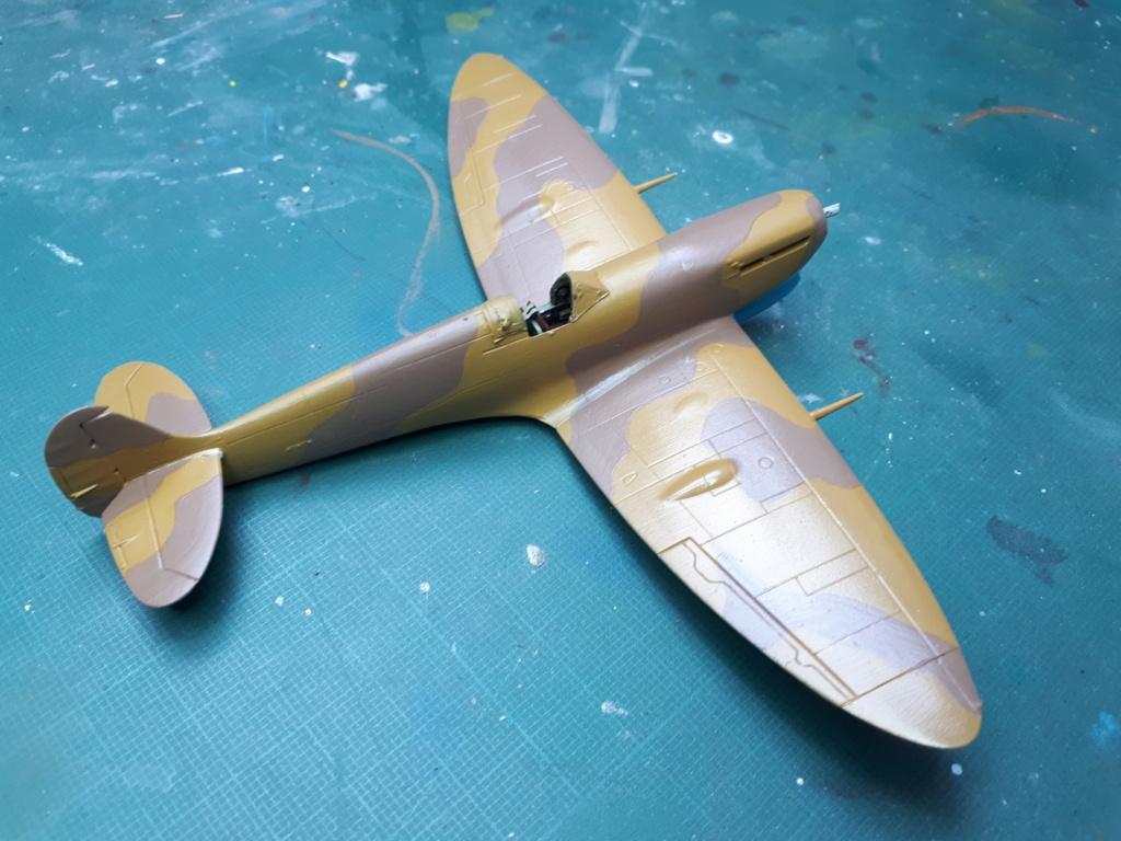 [ITALERI] Spitfire Mk Vb trop 249° Squadron Malte 1942 - Page 2 20210267