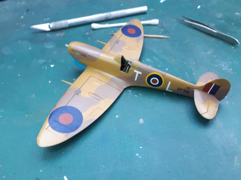 [ITALERI] Spitfire Mk Vb trop 249° Squadron Malte 1942 - Page 2 20210410