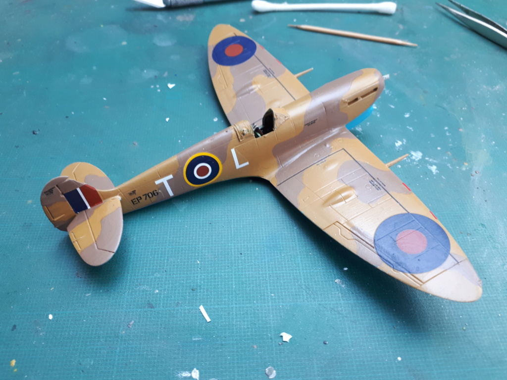 [ITALERI] Spitfire Mk Vb trop 249° Squadron Malte 1942 - Page 2 20210411