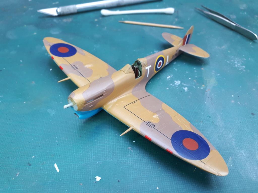 [ITALERI] Spitfire Mk Vb trop 249° Squadron Malte 1942 - Page 2 20210412