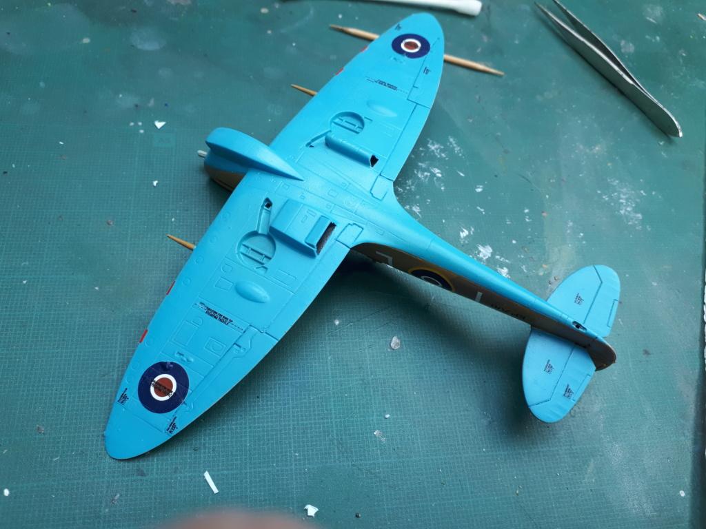 [ITALERI] Spitfire Mk Vb trop 249° Squadron Malte 1942 - Page 2 20210414