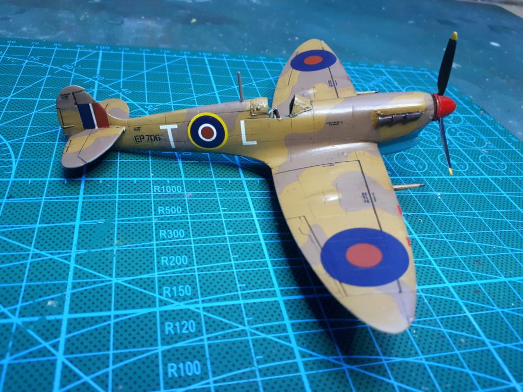 [ITALERI] Spitfire Mk Vb trop 249° Squadron Malte 1942 - Page 2 20210510