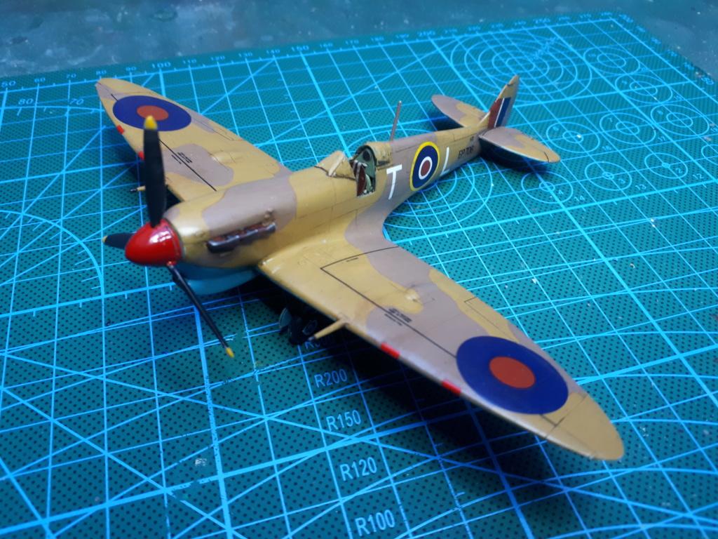[ITALERI] Spitfire Mk Vb trop 249° Squadron Malte 1942 - Page 2 20210511
