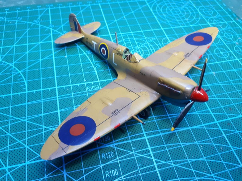 [ITALERI] Spitfire Mk Vb trop 249° Squadron Malte 1942 - Page 2 20210512