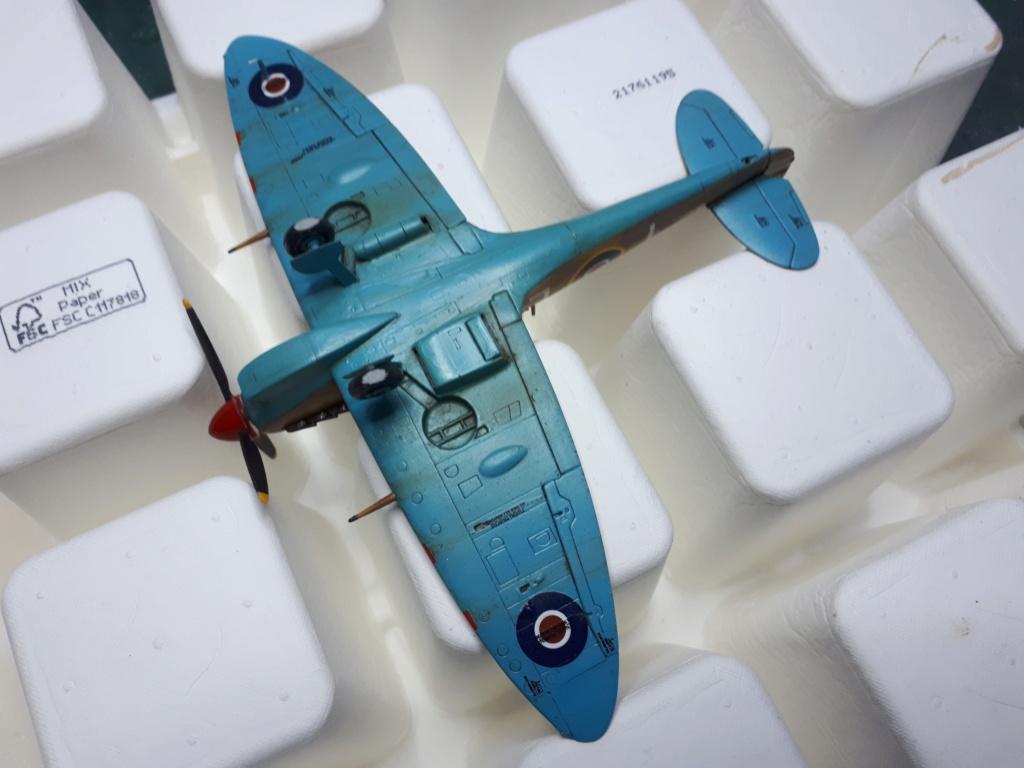 [ITALERI] Spitfire Mk Vb trop 249° Squadron Malte 1942 - Page 2 20210513