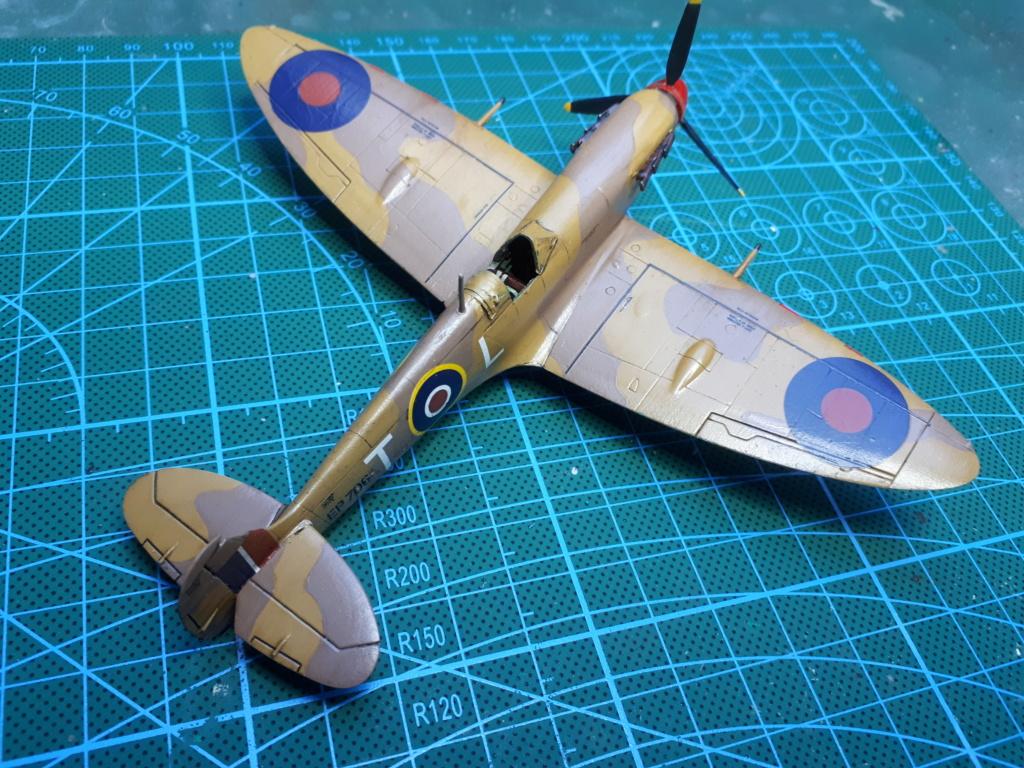 [ITALERI] Spitfire Mk Vb trop 249° Squadron Malte 1942 - Page 2 20210514