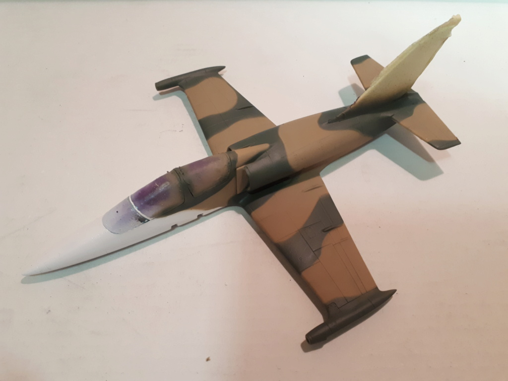 [EDUARD] L-39 ALBATROS Hungarian Sharks 1/72 - Page 2 L-39_h15