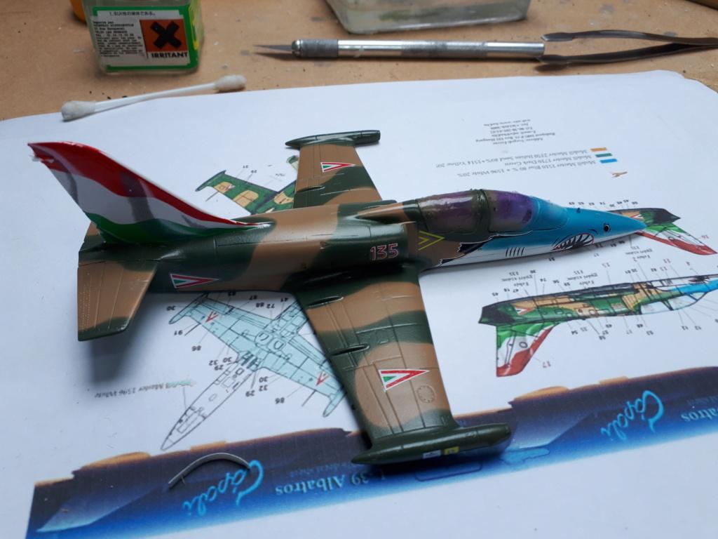 [EDUARD] L-39 ALBATROS Hungarian Sharks 1/72 - Page 2 L-39_h23