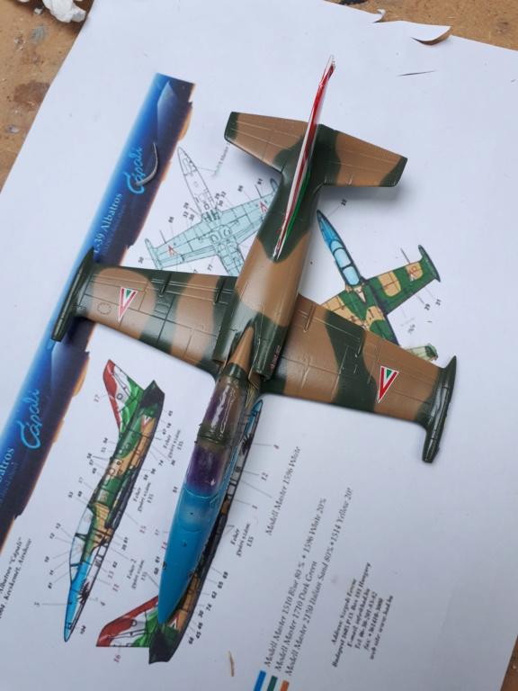 [EDUARD] L-39 ALBATROS Hungarian Sharks 1/72 - Page 2 L-39_h24