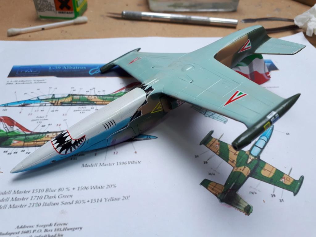 [EDUARD] L-39 ALBATROS Hungarian Sharks 1/72 - Page 2 L-39_h26