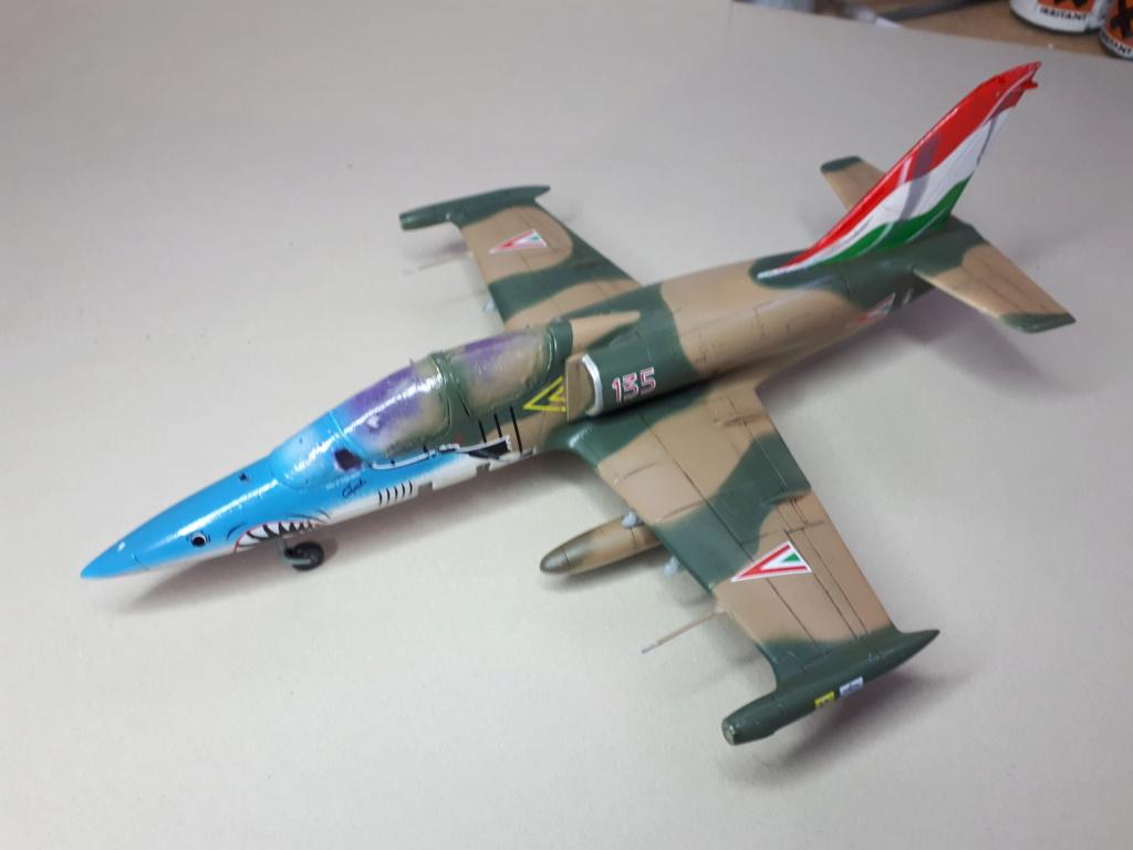 [EDUARD] L-39 ALBATROS Hungarian Sharks 1/72 - Page 2 L-39_h34