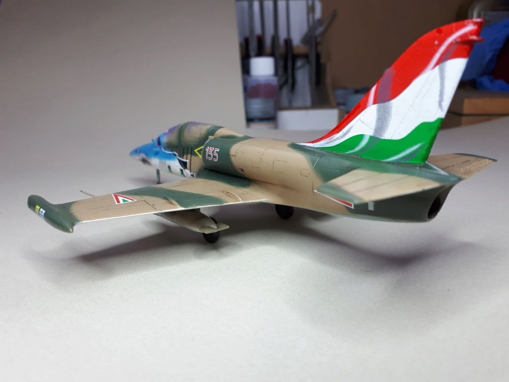 [EDUARD] L-39 ALBATROS Hungarian Sharks 1/72 - Page 2 L-39_h36