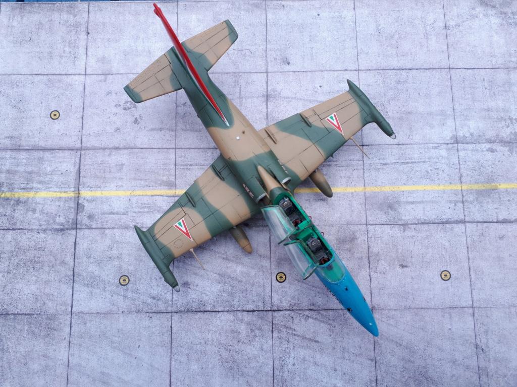 L-39 AlLBATROS Hungarian Sharks [EDUARD] L-39_h40