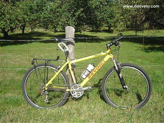 """Présentation """"vélo"""" Mondoc10"""