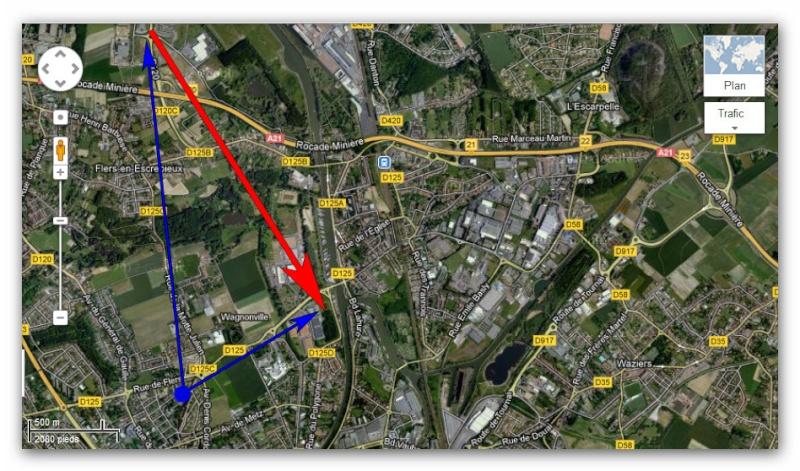 2012: le 01/07 à 23h10 - Lumière étrange dans le ciel  - Douai (59)  Captur11
