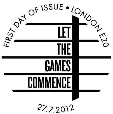 Programme des oblitérations pour les JO de Londres 2012 Olympi14