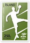 Timbre Islande - Jeux Olympiques de Londres 2012 (Handball) Resour10