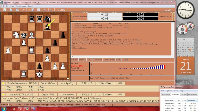 Houdini20T3 - Houdini20Baracuda 1000 games  Slika023