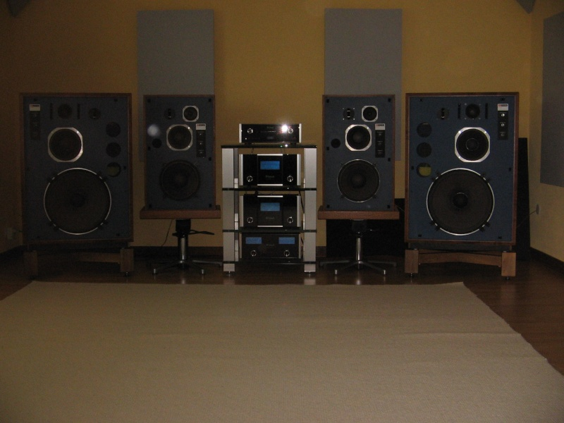 Ma salle audio JBL 4345 - 4315 - Mcintosh - Pioneer série spec Img_0516