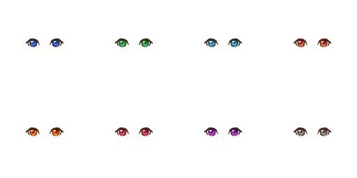 Pack pour Générateur de personnage IG Eyes1510