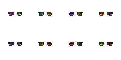 Pack pour Générateur de personnage IG Eyes1710
