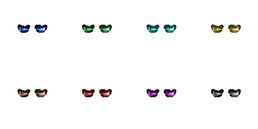 Pack pour Générateur de personnage IG Eyes3510