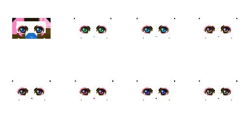 Pack pour Générateur de personnage IG Eyes4310