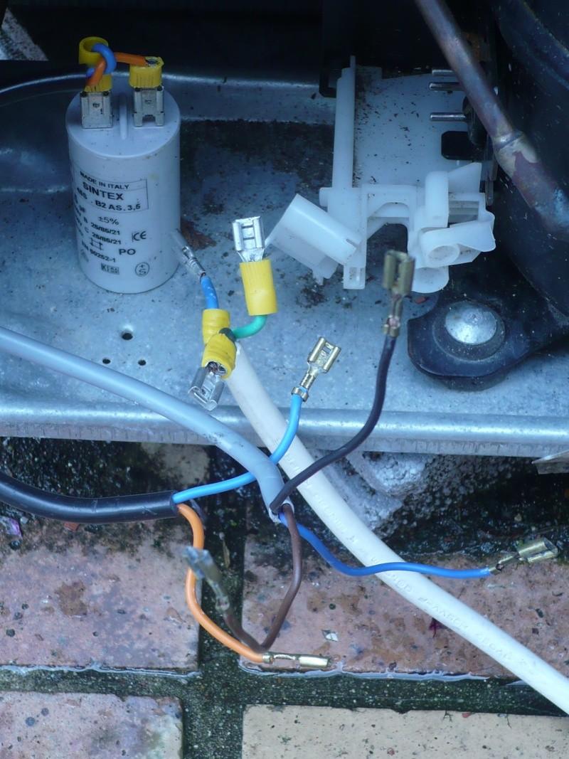 demande aide branchement klixon congelateur P1020414