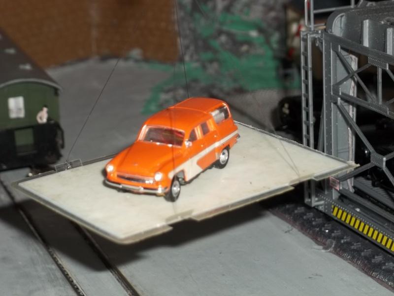 Wartburg 311 RC-CAR in 1:87 Bild_015