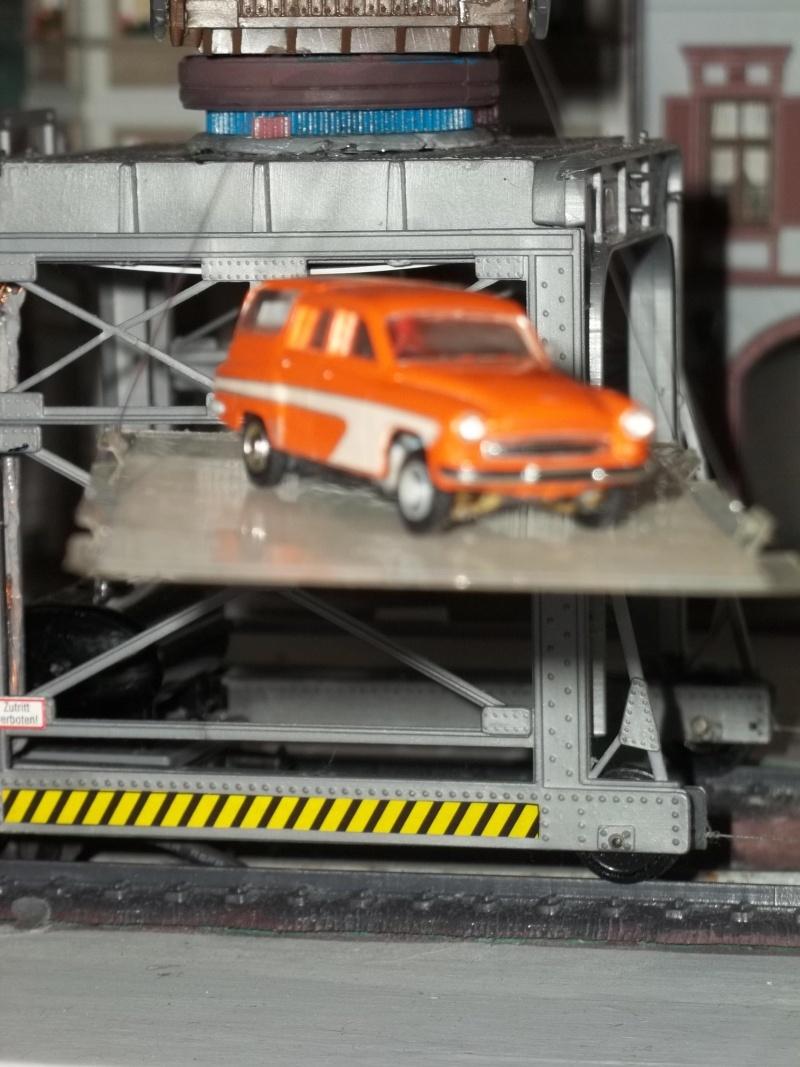 Wartburg 311 RC-CAR in 1:87 Bild_018