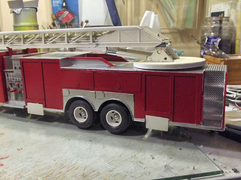 camion échelle 3910