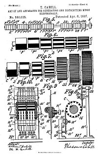 1897 Le Telharmonium  200px-10
