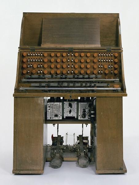 1930 Le Trautonium  Bn_22610
