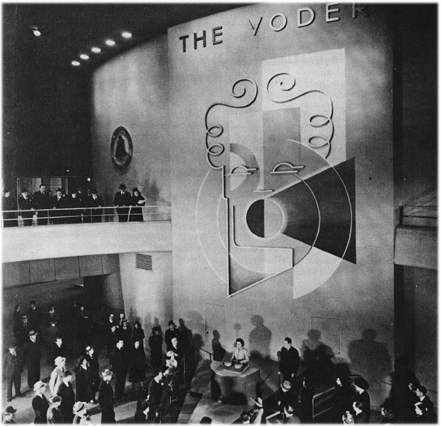 1939 Le Voder et Vocoder Voder_10