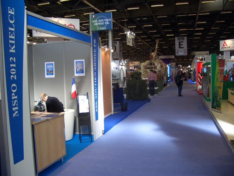 EUROSATORY 11 au 15 juin 2012 Cimg4512