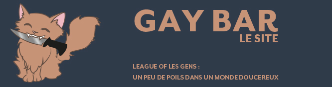 Gay bar, le site !