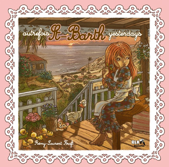 """St-Barth Autrefois"" Cover-10"
