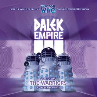 Dalek Empire III - The Warriors (None, 2004) Dalek_16