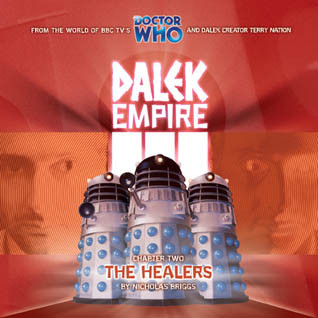 Dalek Emire III - The Healers (None, 2004) Dalek_19