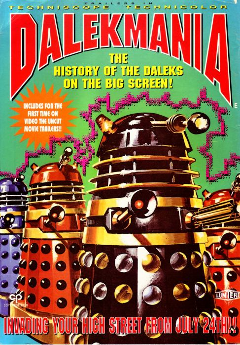 Dalekmania (Documentary, 2005) Dalekm10