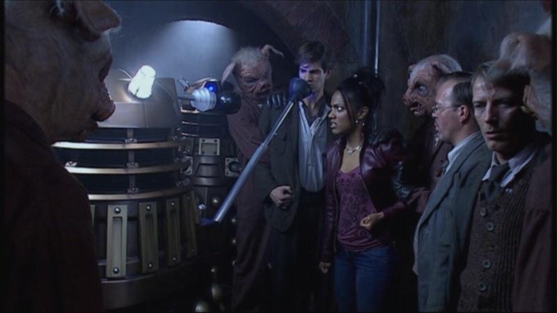 Daleks in Manhattan (Tenth, 2007) Daleks10