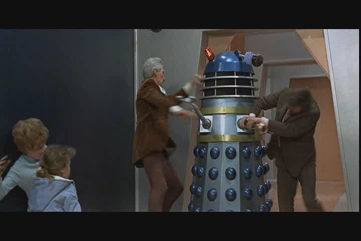 Dr. Who and the Daleks (Movie, 1965) Dr_who10