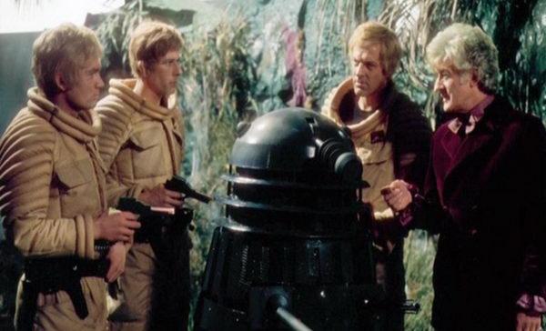 Planet of the Daleks (Third, 1973) Planet10