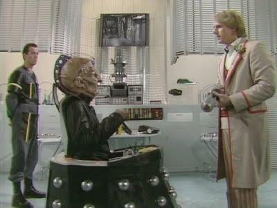 Resurrection of the Daleks (Fifth, 1984) Resurr10