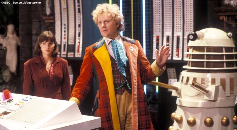 Revelation of the Daleks (Sixth, 1985) Revela10