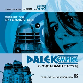 Dalek Empire - The Human Factor (None, 2001) The_hu10