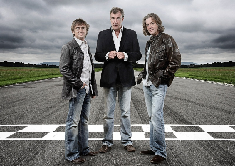 """Top Gear - """"Master of the Universe"""" (TV sketch, 2003) Top_ge10"""